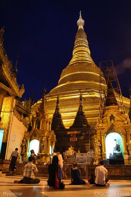 Shwedagon Pagoda-5