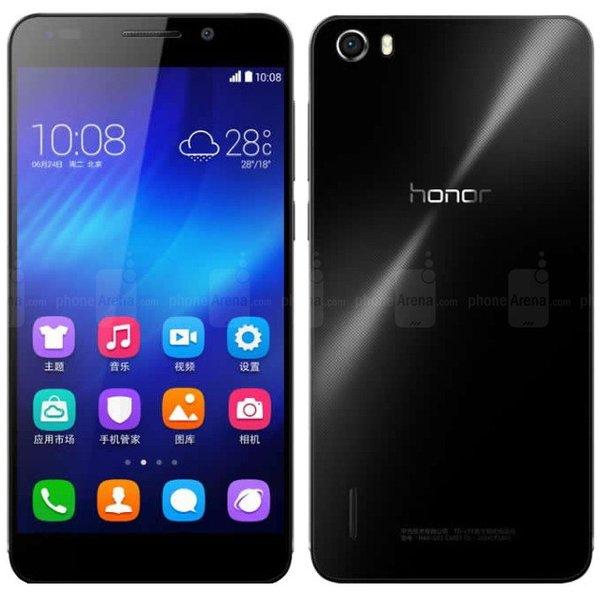 Продажа смартфонов Huawei