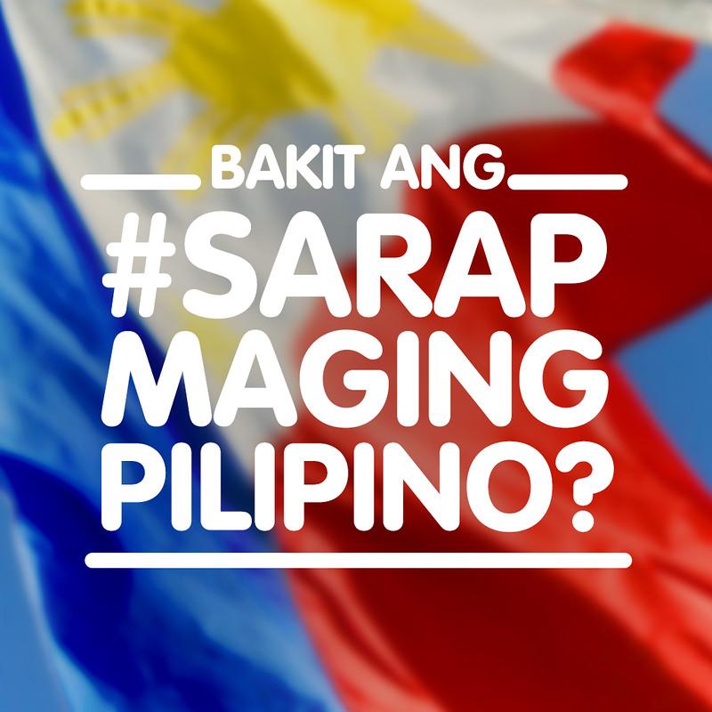 sarap maging pilipino seph cham