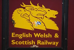 Train Operators' Brands and Company Coats of Arms & Emblems