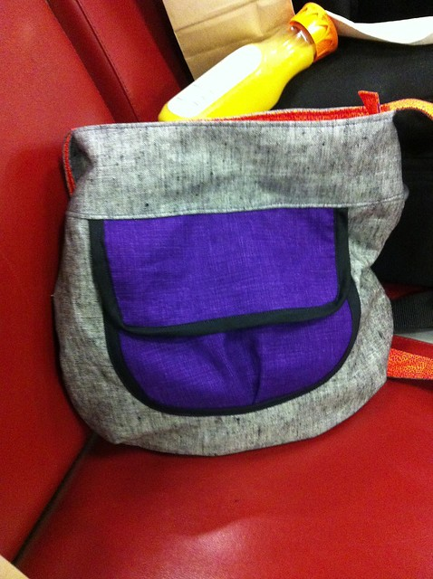 Sidekick bag