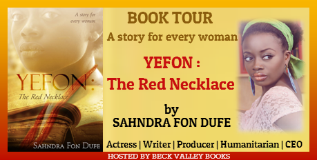 Gripping Read: Review of Yefon – The Red Necklace with Giveaway