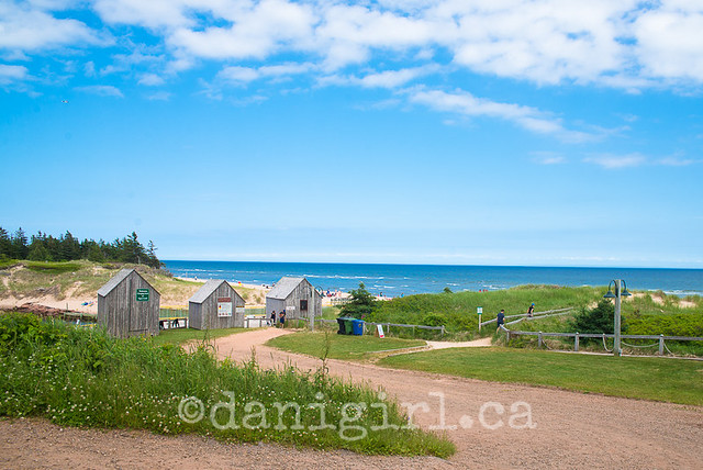 Souris and Basin Head PEI