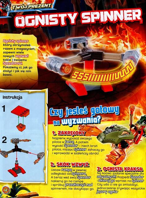 LEGO Legends of Chima Oficjalny Magazyn 2014-07 04