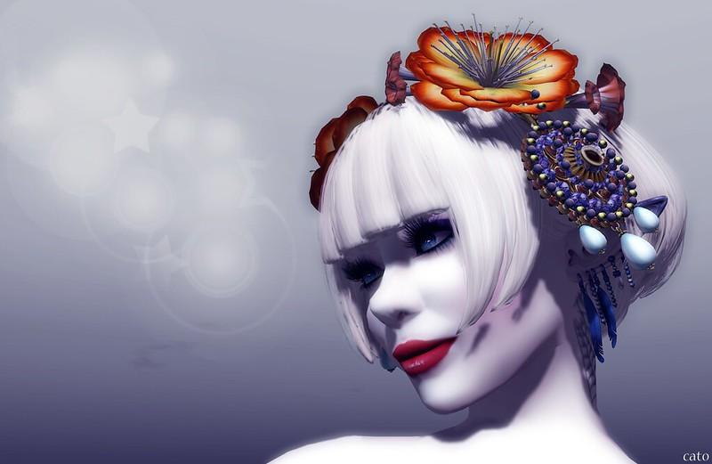 Duo des Fleurs - I