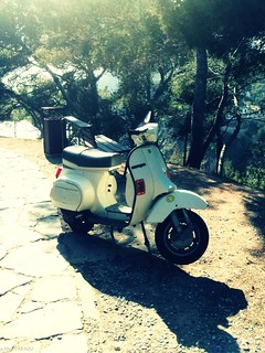 Classic Scooter's old-world charm