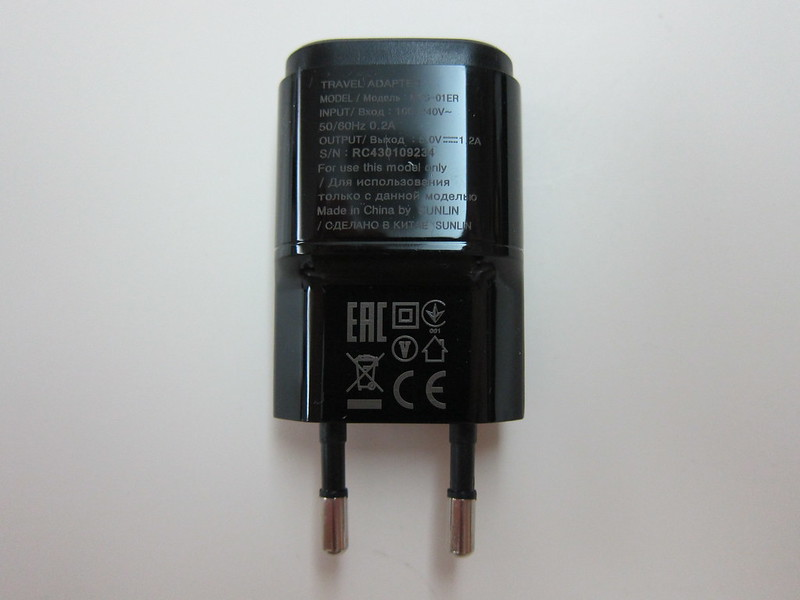 Nexus 5 - Power Adapter (UK)
