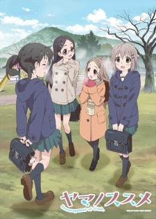 Yama no Susume: Second Season (Ss2) - Yama no Susume 2nd Season | Encouragement of Climb 2nd Season