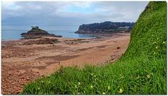 Portelet Bay, Jersey