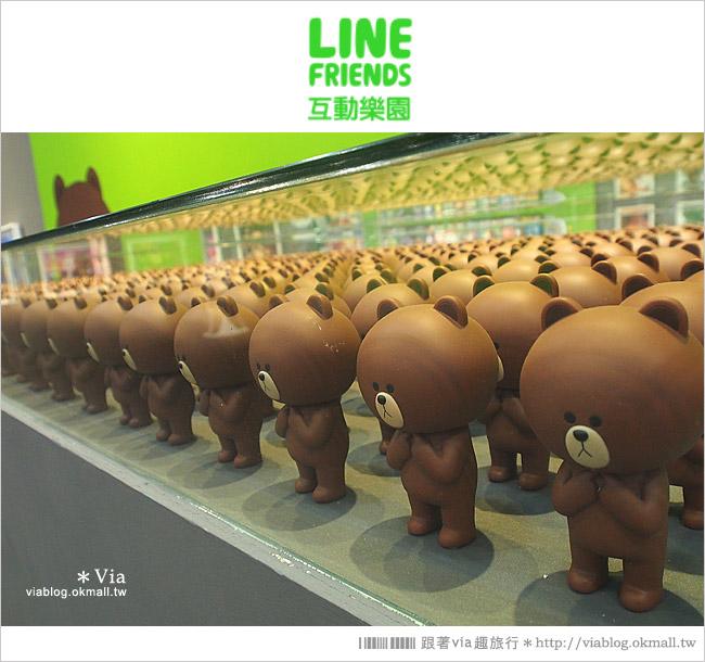 【台中line展2014】LINE台中展開幕囉!趕快來去LINE FRIENDS互動樂園玩耍去!(圖爆多)25