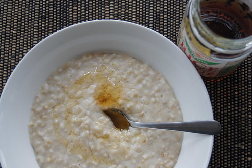 steel cut oats porridge slow cooker recipe DSC08882