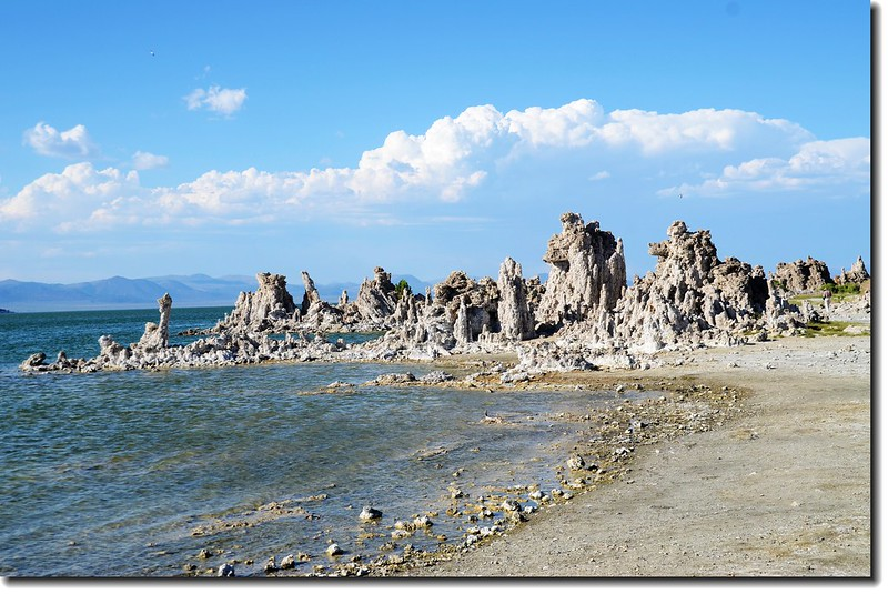 Tufa at Mono Lake 1