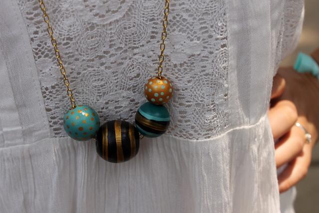 Elizabeth Crane Swartz necklace