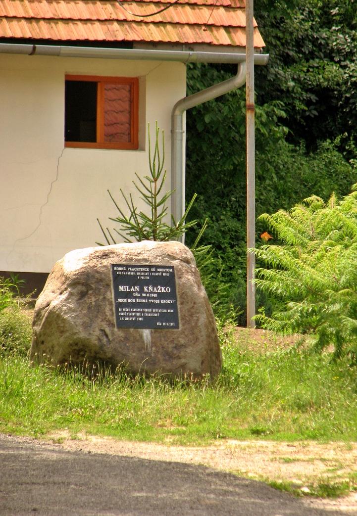 Pamätník M. Kňažkovi