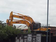 DSM Demolition - Connaught Square - High Street Deritend, Digbeth