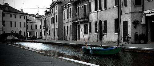 barca vicoli comacchio canali williamprandi