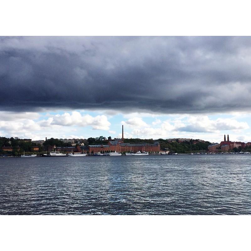 Stockholm via phone