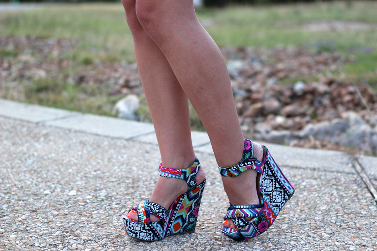 steve madden aztec wedges, austin texas style blogger, austin fashion blogger, austin texas fashion blog