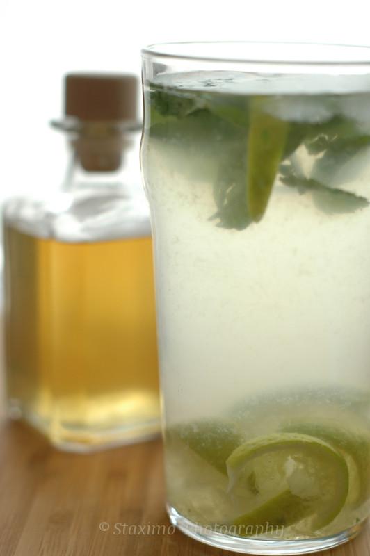 Acqua Lime, Zenzero e Menta