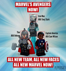 Marvel's Avengers NOW!