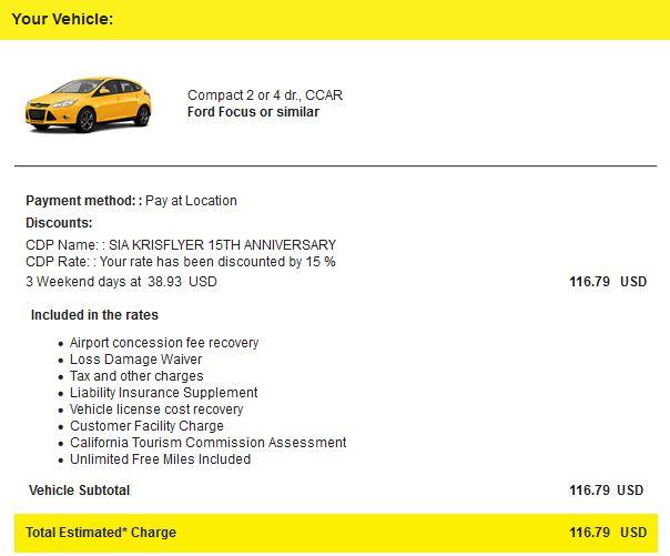 USA Pt II: Hertz Car Rental & T-Mobile SIM card – Shyh +