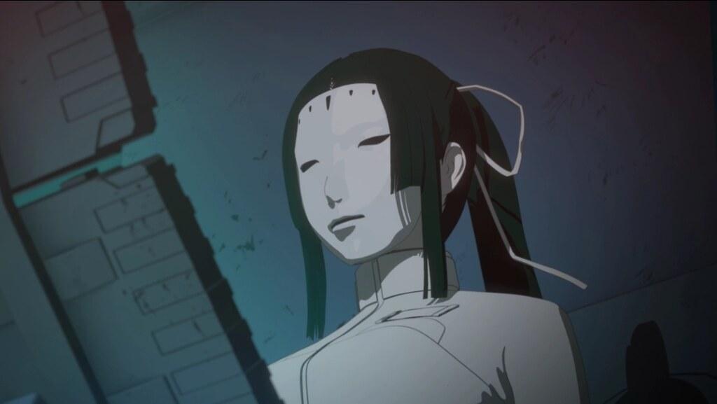 los personajes del anime knights of sidonia en netflix