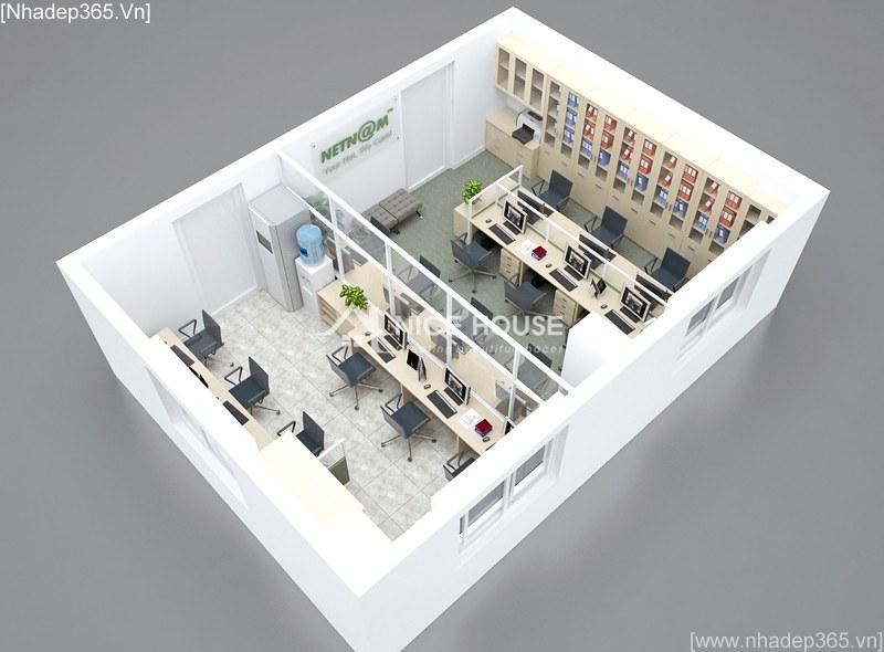 Văn phòng công ty Net Nam_5