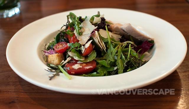 Giovane Cafe's Panzanella Salad