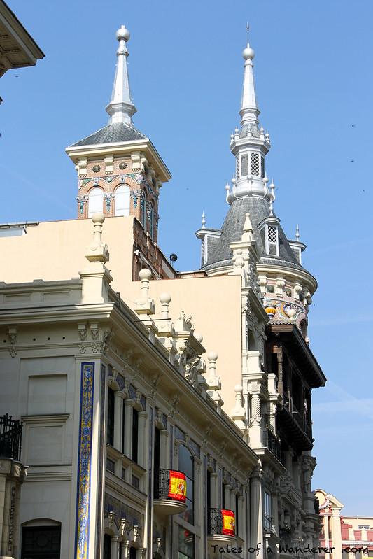 MADRID - Plaza de Canalejas