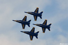 2014 Seattle Seafair Airshow and Blue Angels