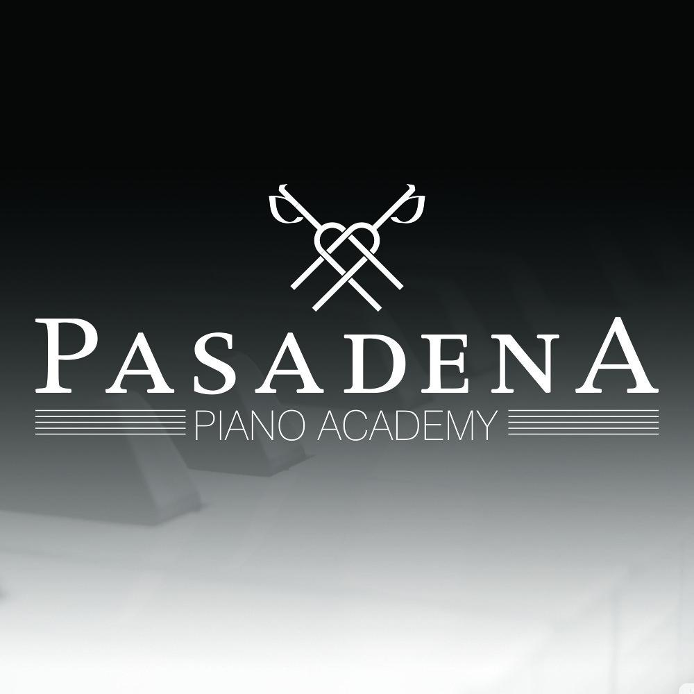 Pasadena Piano Academy logóterv