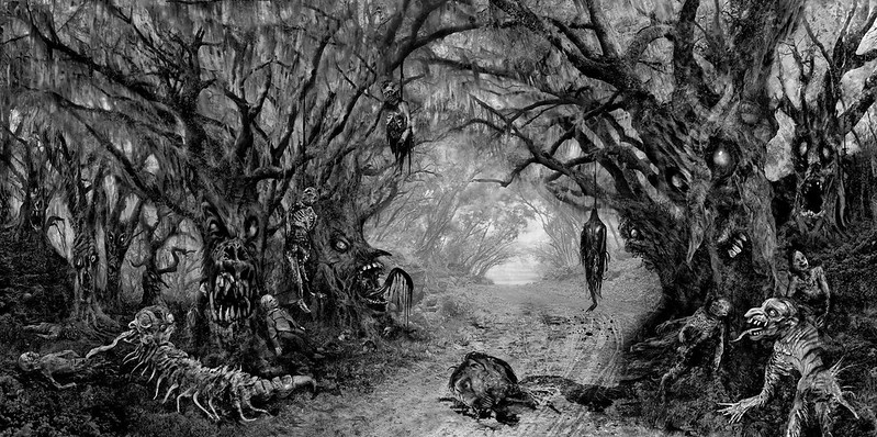 Aeron Alfrey - Suicide Forest