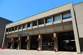 Toronto Fire Station / Firehouse #332 .... Toronto, Ontario, Canada
