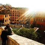 Best Scenery; Spanish Steps