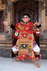 Ceremonie Bali-Indonesien