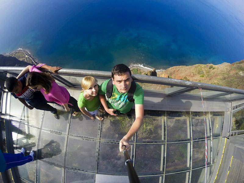 Cabo Girao cliff - Madeira