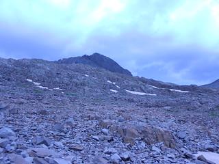 Wilson Peak from Northeast Basin of Gladstone Peak