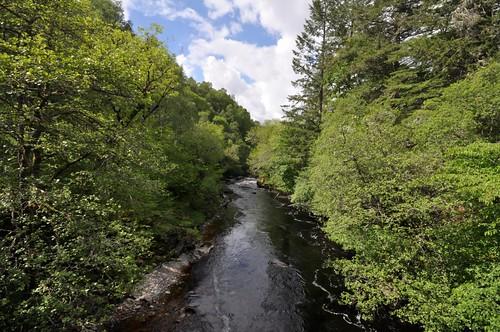 River Tilt near Blairuachdar