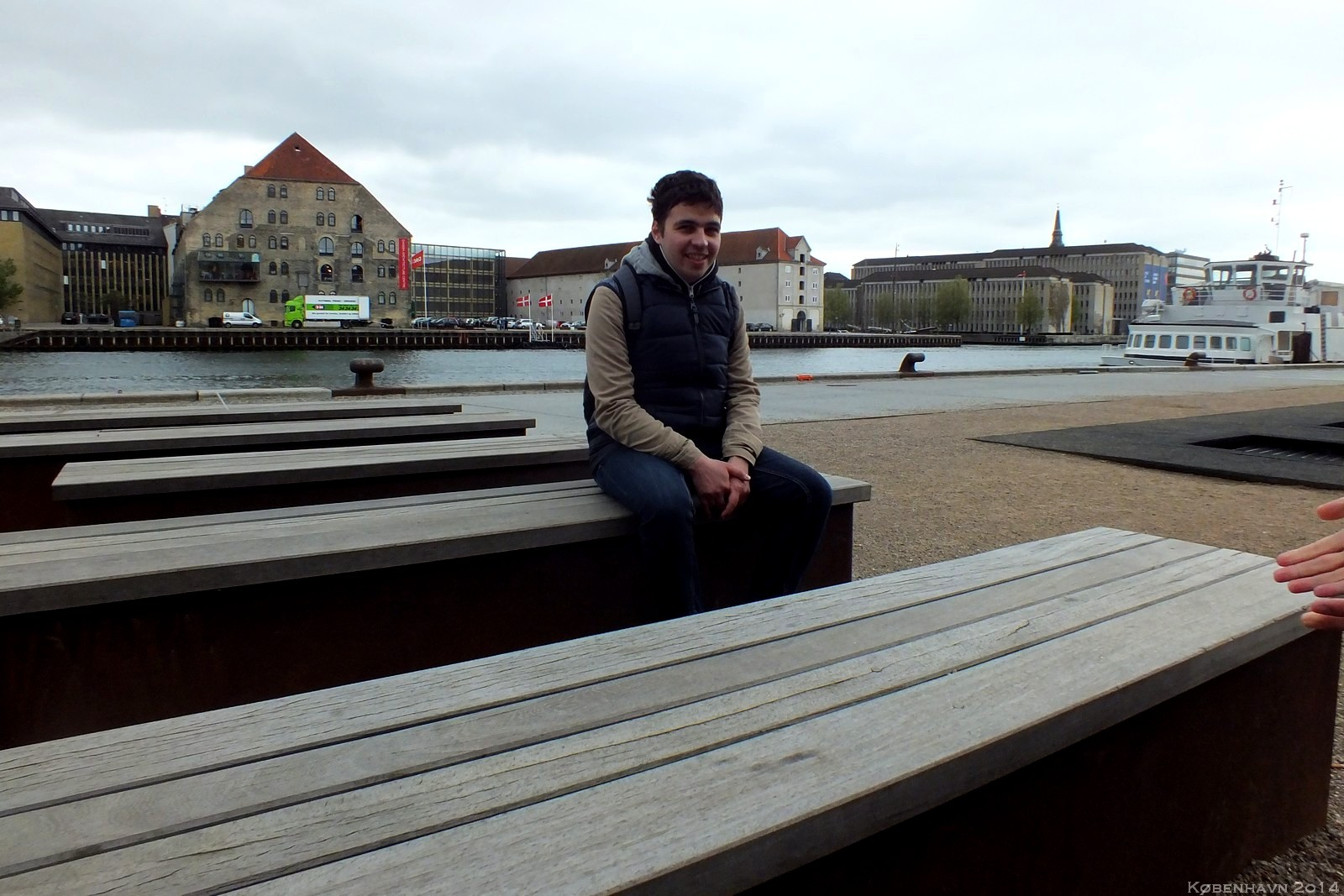 Havnepromenade, København, Denmark