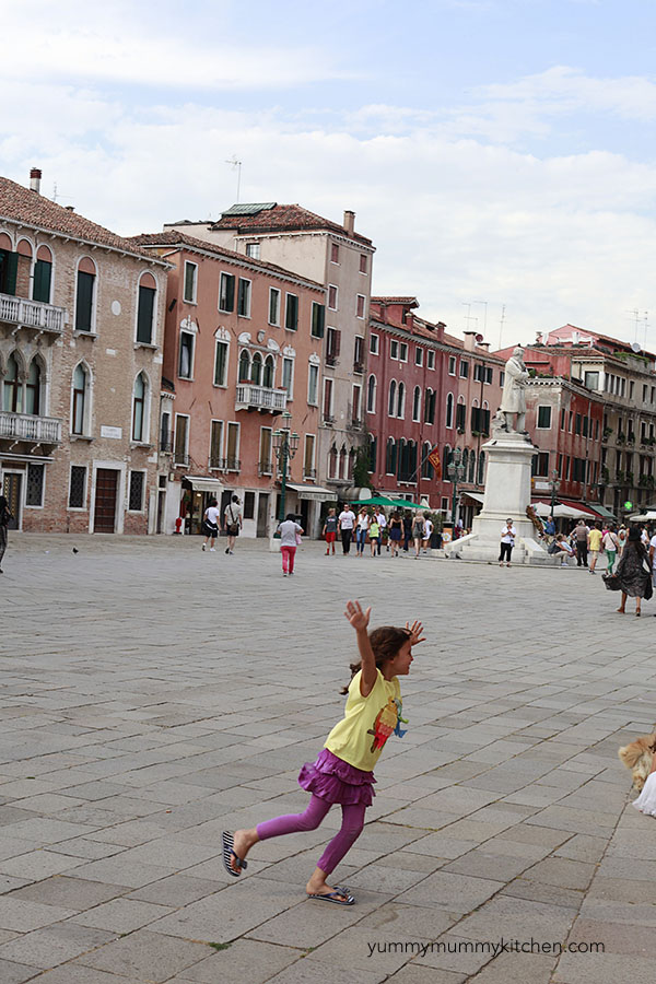 venice family vacation