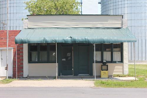Post Office - Virginia, NE