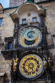 Full View - Prague's Astronomical Clock
