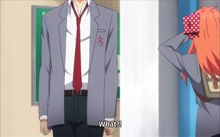 Gekkan Shoujo Nozaki Kun Episode 3 Image 4