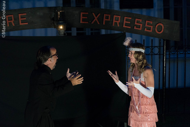 Théâtre Expresso - 25 juillet 2014