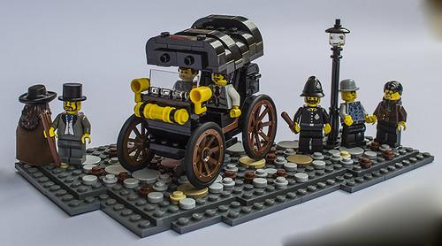 Sherlock's Car ver 2