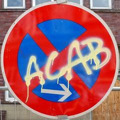 Graffiti : A.C.A.B.