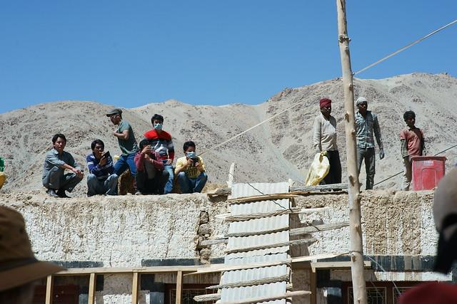 Festival at Takthok Gompa. Ladakh, 06 Aug 2014. 119