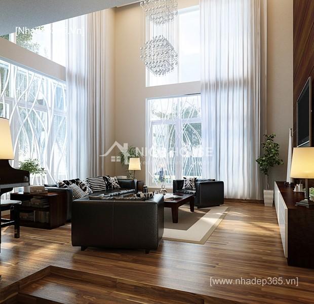 Thiết kế biệt thự vườn nhà Anh Minh - Hà Nội_07