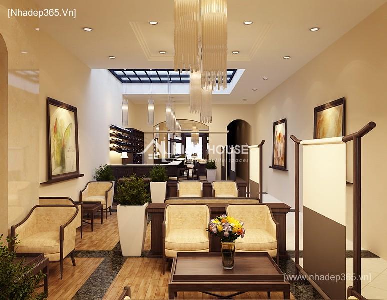 Thiết kế nội thất khách sạn Ladolce Vita_1