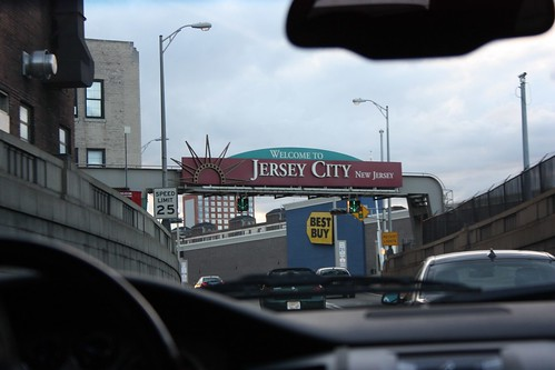 Welcome to Jersey City